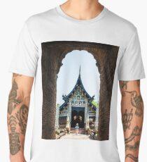 Wat Lok Molee, Chiang Mai Men's Premium T-Shirt