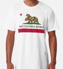 Classic New California Republic Long T-Shirt