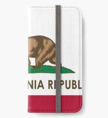 Classic New California Republic iPhone Wallet/Case/Skin