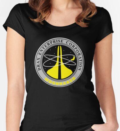 DRAX Enterprise Corporation Women's Fitted Scoop T-Shirt
