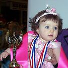 Laney winning first beauty contest by Pam Barry