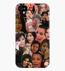 Kardashian's Crying Collage  iPhone 4s/4 Case