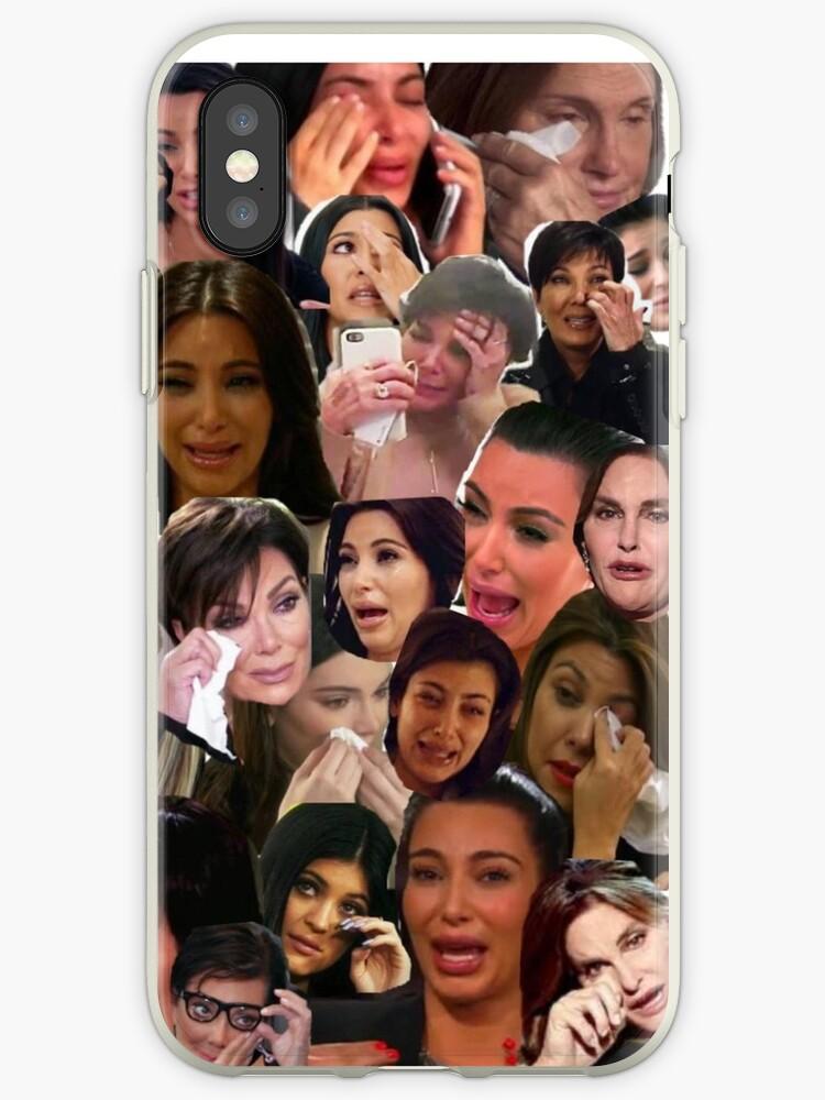 «Collage llorando de Kardashian» de rainyrainbow