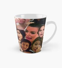 Kardashian's Crying Collage  Tall Mug