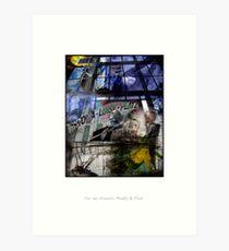 For Monka & Rudi Art Print