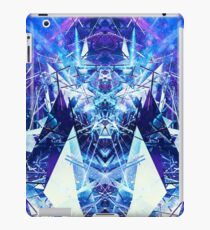 Structured chaos kaleida \1 iPad Case/Skin