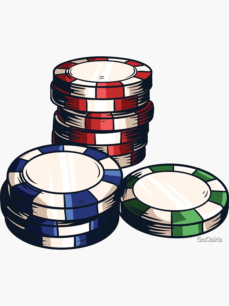 Poker Chips de GoOsiris