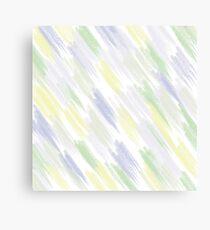 Dry pastel Canvas Print