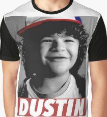 DUSTIN IS MY HERO Graphic T-Shirt