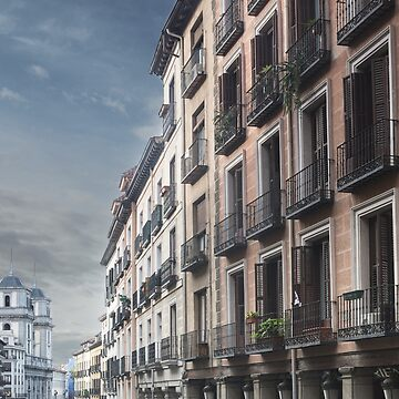 Calle Toledo, Madrid by markhiggins