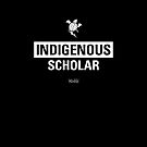 Indigenous Scholar (Turtle Island) by Badwinds Studios