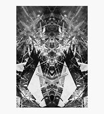 Structured chaos kaleida \4 Photographic Print