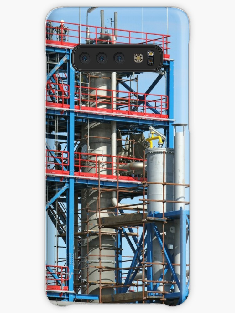 'petrochemical plant construction site industry zone' Case/Skin for Samsung  Galaxy by goceris