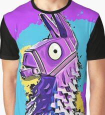 Fortnite Lama Graphic T-Shirt