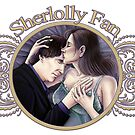 Sherlolly Fansticker by Clarice82