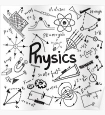 Physik Poster