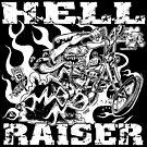 HELL RAISER by George Webber