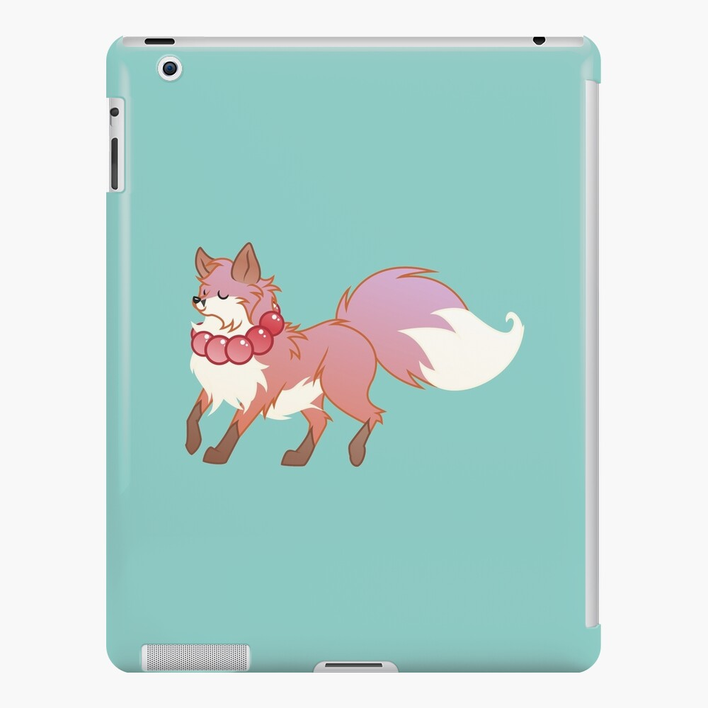 Fabulous fox iPad Case & Skin