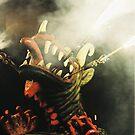 Dragon II by Gillen