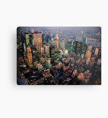 STUNNING! NEW YORK CITY Metal Print