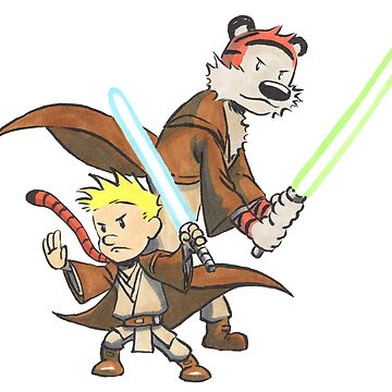 Jedi Pals! by Sketchbooks