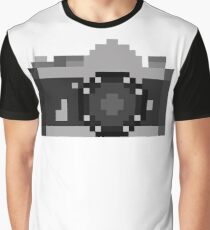 A Famous Japanese Camera Graphic T-Shirt