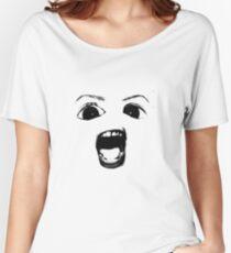 Mr. T-Shirt Women's Relaxed Fit T-Shirt