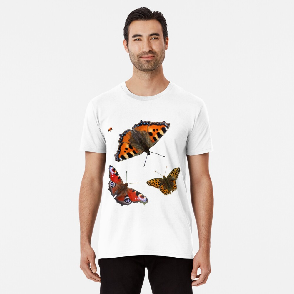 Butterfly Photos Premium T-Shirt