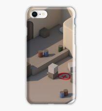 de_dust2 B Site iPhone Case/Skin