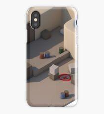 de_dust2 B Site iPhone Case