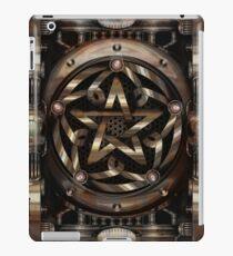 Steampunk Pentacle iPad Case/Skin