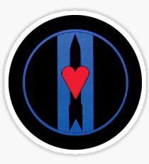 Love And Rockets Sticker