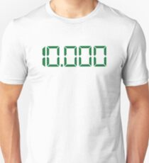 Number 10000 T-Shirt