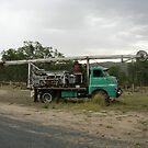 Old mining truck - Eldorado Victoria, Australia by lilleesa78