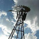 Eldorado windmill by lilleesa78