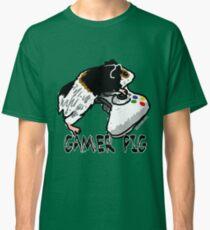 Guinea pig video gamer Classic T-Shirt