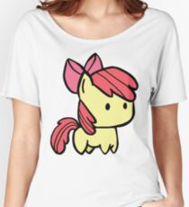 Apple bloom Women's Relaxed Fit T-Shirt