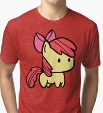 Apple bloom Tri-blend T-Shirt