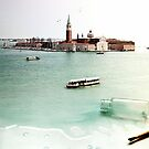 Venice In A Bottle by Monica Carvalho (mofart_photomontages)