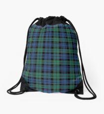 Mochila saco Histórico patrón de tartán escocés