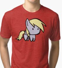 derpy Tri-blend T-Shirt
