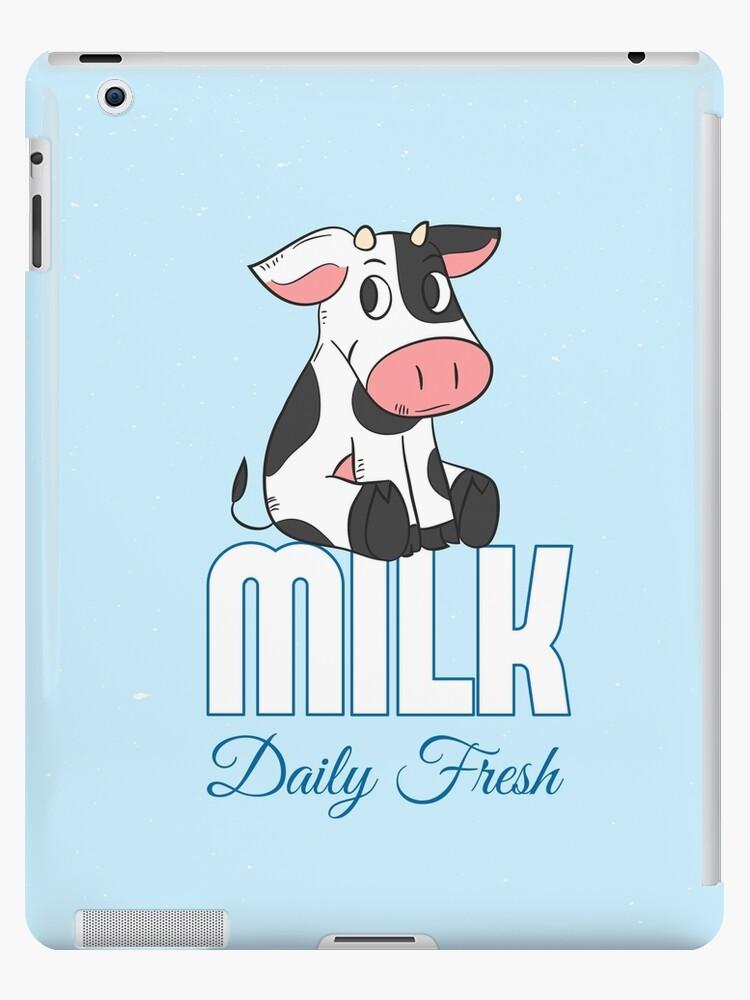 Fresh Milk | Animal Character Art by CarlosV