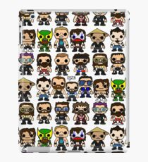 Vinilo o funda para iPad QWA Vinyl Pop-Fighters