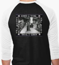 T/R/U/G/H/O/S/T/S Men's Baseball ¾ T-Shirt
