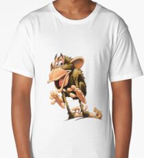 Funny Monkey Long T-Shirt