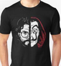 La Casa de Papel Profesor Unisex T-Shirt