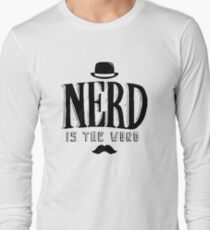 Nerd Is The Word Long Sleeve T-Shirt