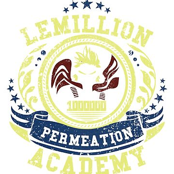Lemillion Academy by hybridgothica