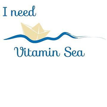 I need Vitamin Sea by gudders