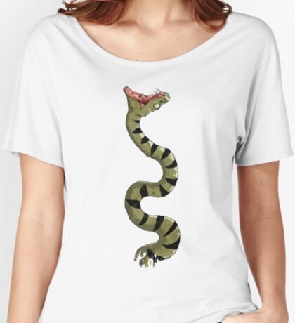 Snake! Women's Relaxed Fit T-Shirt